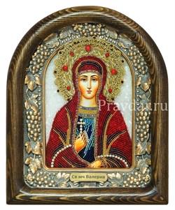 Валерия (Калерия) Святая, дивеевская икона из бисера - фото 5511