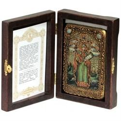Параскева Пятница Святая мученица икона ручной работы - фото 6199