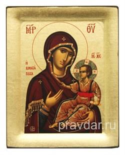 Алтарница Божья Матерь, копия чудотворной иконы с Афона - фото 8471