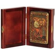 Марк Святой апостол и евангелист икона ручной работы под старину