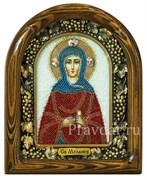 Мелания Римляныня Святая, дивеевская икона