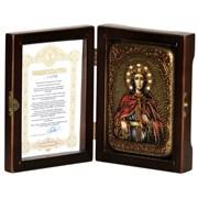 Екатерина Святая великомученица икона ручной работы