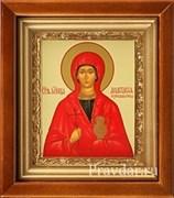 Анастасия Узорешительница икона в киоте 16х19 см