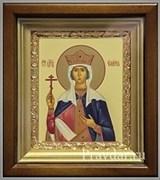 Елена Святая царица, икона в киоте 16х19 см