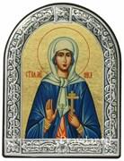 Виктория (Ника) Святая мученица, икона с серебряной рамкой