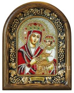Споручница грешных образ Божьей Матери, дивеевская икона - фото 5282