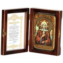 Ксения Петербургская икона ручной работы - фото 6109
