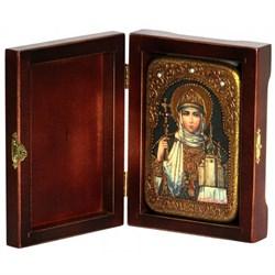 Ольга Святая княгиня равноапостольная икона ручной работы - фото 6189