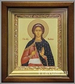 Надежда Святая мученица, икона в киоте 16х19 см - фото 6812