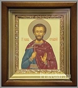 Иоанн Сочавский, икона в киоте 16х19 см - фото 6884