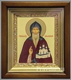 Олег Брянский, икона в киоте 16х19 см - фото 6894