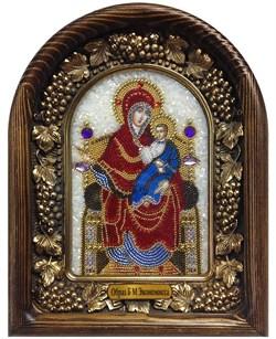Экономисса (Домостроительница) образ Божьей Матери, дивеевская икона - фото 7319
