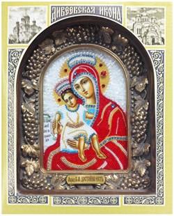 Достойно есть (Милующая) образ Божьей Матери, дивеевская икона - фото 7355