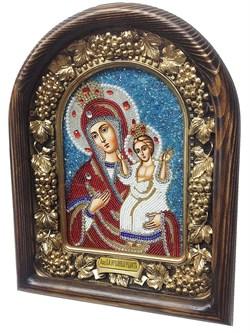 Нечаянная радость образ Божьей Матери, дивеевская икона - фото 7374