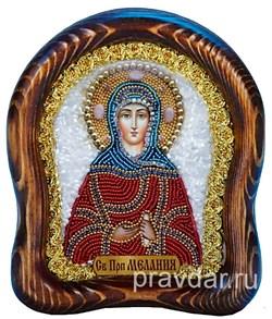 Мелания Римляныня Святая, дивеевская икона 17 см - фото 7808