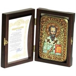 Родион (Иродион) Патрасский, икона ручной работы Old Modern - фото 8151