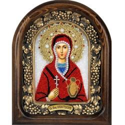 Анастасия Узорешительница, дивеевская икона из бисера - фото 9500