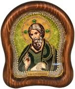 Андрей Апостол, дивеевская икона из бисера ручной работы