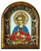 Артемий Веркольский, дивеевская икона бисером