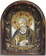Андрей Первозванный Апостол дивеевская икона из бисера