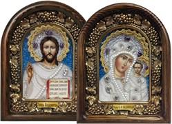 Венчальная пара, дивеевская икона
