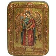 Гавриил Архангел икона ручной работы под старину
