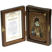 Лука Войно-Ясенецкий Святитель Крымский икона ручной работы под старину