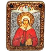 Анастасия Узорешительница икона ручной работы под старину
