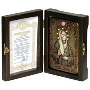 Матрона Московская икона ручной работы