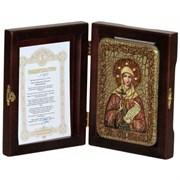 Наталия Никомидийская икона ручной работы