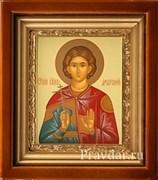 Анатолий Никейский, икона в киоте 16х19 см
