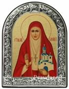 Елизавета Святая мученица, икона с серебряной рамкой
