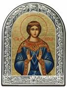 Надежда Святая мученица, икона с серебряной рамкой