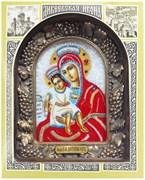 Достойно есть (Милующая) образ Божьей Матери, дивеевская икона