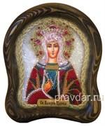 Валерия Святая Царица , дивеевская икона 17 см
