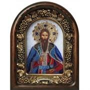Вячеслав Святой князь Чешский, дивеевская икона